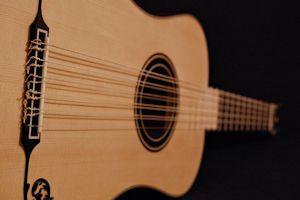 Guitares romantiques